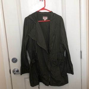 Mossimo Supply Olive Jacket